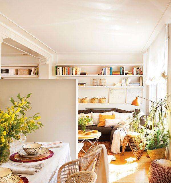 10 ideas para decorar espacios pequeños